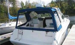 1990 Sea Ray 310 EXPRESS CRUISER For more information please call