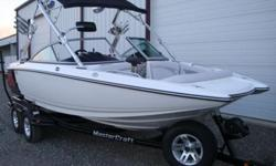 Extremely Clean 2007 Mastercraft X2 Wakeboard Boat. Very Low Hour Mastercraft X2,Loaded w/ options¸ Slick Boot¸ Cruise¸ JBL Stereo Tandem Axle Trailer,This boat has only 45 hours. 350HP Vortec MotorMastercraft has always been known for manufacturing the