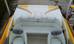 Stingray 230SX , 2010 383 stroker, 425hp , great shape , full vinyl wrap , CD sound system , cabin in front call 985-446-6480