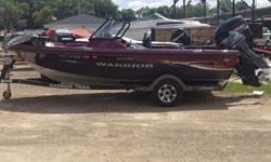 We bought this boat a few years ago and really enjoyed fishing on little Lake Butte des Morts. It has gotten to the point where the boat is now spending more time sitting on the boat life then time on the lake fishing. The boat is fully equipped and water