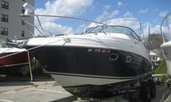 2004 Four Winns 248VISTA STEAL THIS BOAT!!! Priced well below market value for a quick sale. Boat runs great just needs a good cleaning. Volvo Penta 5.7L 280hp with only 212 hours, blue hull, vacu flush head, remote control spotlight, color GPS