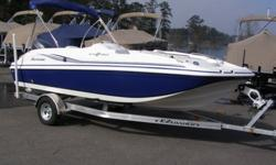 2012 Hurricane SS 188 Outboard - only 2 left at Captain's Choice Marine. These boats are great for Lake Murray summer boating!