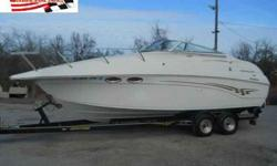 1998 Crownline 268 For Sale by 1st Phase Marine - Sunrise Beach, Missouri Exterior Color