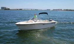2004 Grady-White 2050 TOURNAMENT One owner 205 tournament in mint cindition! This boat has only 45 hours on a powerful Yamaha 150 HPDI. Boat has been indoor stored at Sportsman's marina in Orange Beach. Tandem axle trailer is included with the purchase of