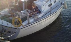 This Pearson is located in Plymouth MA. and is a fine example of the P-303. She is loaded with equiptment and well maintained, Pedestal Steering Auto Pilot great canvas and new upholstery!Yanmar Diesel Engine!Great Sail Inventory and a Motivated Seller.