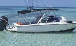 Albemarle 24 Express with 2008 Suzuki four stroke 300hp. Considered by many to be among the best in her class the Albemarle 24 Express is a solid running boat. We made a great boat better by converting it from an I/O to an outboard which includes a large