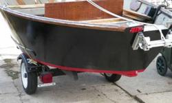 15ftboat six feet wide 30ins deep, no trailer, bilge pump, running lamps, CALL 414 861-2947Listing originally posted at http