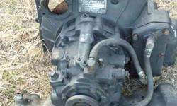 have a boat transmission asking 250.00 call 832 431 8780Listing originally posted at http