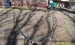 Bow Rails from a 28' Boat. Rails measure eighteen feet long 1 side. $250 OBO. No dents or bends. Very attractive condition. If interested contact John at 314-620-9548Listing originally posted at http