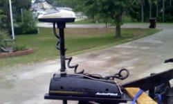Auto pilot electric steer 42lb thrust