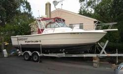 1986 Tiara (New Power in 2006!) *** FOR QUESTIONS CONTACT