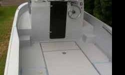 22' Radon Craft, New Trailer, Volva Penta Prop, Flush Deck, New Bimini Top. $25,000 or make offer.