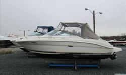 2003 Sea Ray 225 WEEKENDER For more information please call
