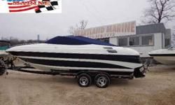 2000 Mariah 275 Combo Bow Rider For Sale by Heartland Marine Boat Sales - Sunrise Beach, Missouri Exterior Color