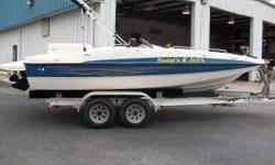 This boat has less than ten hours and is in perfect conditon!! It comes with all the covers, Bimini top, a Garmin 541s and several other bells and whistles. Call or email me today for further info!! Kevin O'Neal Sales Associate SeaRay of Savannah Cell