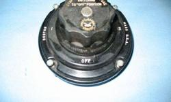 I have 2 Battery Selector Switch's for sale. 1 is A Perko Dual Postion and the other is a Cole-Hersee Dual Postion. $ 25.00 each !, 894-4214, 480-0814.Listing originally posted at http