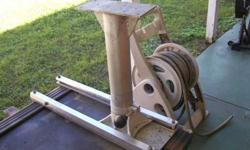slideing boat seat stand in very good condMike $25Listing originally posted at http