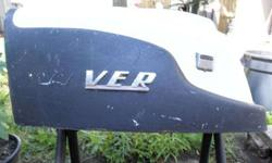 Oliver Outboard engine Cover $25.00 cashHave cover only. No other Oliver parts.Please reply by email or call 603-893-6564Listing originally posted at http