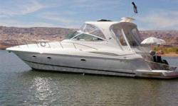 MAJOR PRICE REDUCTION!!!SELLER WANTS OFFERS!!!!Lake Powell s best kept Boat!!! The owner has spent thousands on upgrades to include a brand new electronics package with updated Raymarine E Series Displays! KVH Satellite system completes the electronics