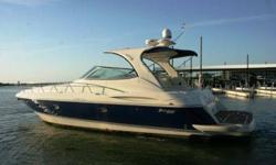 2006 Cruisers Yachts 460 EXPRESS For more information please call