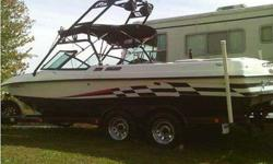 2002 MB SPORT B52 fully loaded, V-Drive, bulit in ballast, perfect pass, heater, hot shower, 210hrs, 5.7ltr PCM motor, tower w/ speaker board racks $26,500 276-791-1169 .See item listed at http