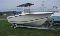 2005 Cape Craft (Rare! Twin 4 Strokes!) FOR ALL QUESTIONS CONTACT