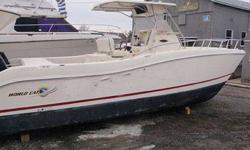 1999 World Cat 246 SF CC For Sale by Heartland Marine Boat Sales - Sunrise Beach, Missouri Exterior Color