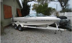 1999 Mastercraft ProStar 190 Sammy Duvall Special Edition,Pristine condition ProStar 190 Sammy Duvall Special Edition MasterCraft World Record Ski Boat with less than 100 hull hours. This beautiful white and silver boat has been well maintained and