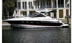 If you are looking for a Regal 4460, you will simply not find one in better shape, or for a better price. This boat has been perfectly maintained by one owner, for all of her short life. She has only been in freaswater, and always kept covered.With just