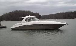 2006 Sea Ray 44 SUNDANCER Fresh Water!!! One Owner!!! 137 Hours!!! Freshly Serviced and Detailed!!! Almost New. Very clean fresh water 2006 Sea Ray 44 Sundancer. This boat is in amazing condition. Always kept on Lake Lanier in North Georgia. Previous
