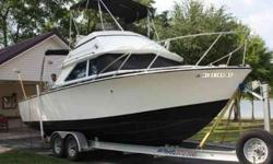 1973 Bertram (Only 550 Hours!) FOR QUESTIONS CONTACT