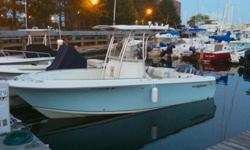 Meticulously maintained 2006 Sailfish 218 CC with Yamaha 200HP OX66 (360 hours). The boat and motor are in fantastic shape and ready to roll. Only selling because I'm looking to get a larger boat next summer. Boat includes: New 7-inch touch screen Garmin
