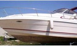 1997 Rinker 280 Fiesta Vee For Sale by Advantage Marine Loto - Sunrise Beach , Missouri Mercruiser 7.4 Ltr w/330 h.p. Bravo II - Listing originally posted at http