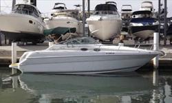 2000 Sea Ray 270 SUNDANCER Brokerage Listing