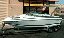 www.gotwaterrentals.com/Consignment_2002_Cobalt_206_Open_Bow.htmlWhen you see this pristine condition Cobalt Open-Bow, you'll understand why Cobalt is the leading manufacturer of luxury power boats in the U.S. Un-matched in quality and finish, this 21'