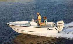 2011 Mako 184 Center Console Whether you're a bay prowler or bluewater angler, the sleek MAKO 184 Center Console has you covered. This boat is designed with the avid angler in mind. It provides all the features of a serious offshore fishing rig in an 18'
