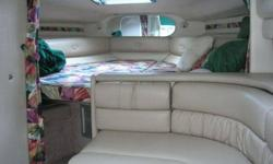 Immaculate, Merc 350's with Bravo 3, AIR CONDITIONED/Heat, Radar, Chartplotter, fishfinder. serious buyer only ---only phone calls will be responded to, call 781-534-3525. Looking for smaller middle console or real estateListing originally posted at http