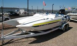 300 HP Mercury Pro Max Outboard w/ External Hydraulic Ram Steering & Trim Gauge, SS Prop, Cat (Tunnel) Hull (22 feet 7 inches), Satellite Ready AM FM CD MP3 Stereo w/ Aux Input, Adjustable Wind Deflectors, Integrated Swim Steps w/ Ladder, Cup Holders and