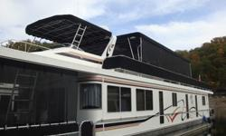 2004 Horizon Houseboat 18X 854 Bedroom and 2 Full BathPWC Lift Front and Rear ThrustersExcellent ConditionFor more Details and Pictures Please see our ad @ http