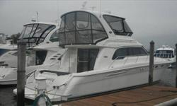 2002 Sea Ray 48 SEDAN BRIDGE **BROKERAGE LISTING** PRIVATE OWNER MOTIVATED TO SELL. TRADES NOT ACCEPTED. **ONSITE FINANCING**This is the cleanest 2002 48 Sedan Bridge on the Market with a Motivated price to go along with it! This boat has the upgraded
