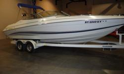 1999 Formula 252, 7.4 L VOLVO, 3rd battery, closed cooling, battery charger system, bilge heater, captains call exhaust system, XM, iPod CAPABLE stereo, trailer keel guard, potty, kept under cover for most of the boats life. Only 165 hours. Act fast! This