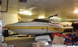 2004 Sea Ray 220 Sundeck For Sale by Heartland Marine Boat Sales - Sunrise Beach, Missouri Exterior Color