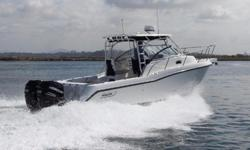28' BOSTON WHALER 285 CONQUEST 2008 FOR SALE View More Details and Photos at: www.BallastPointYachts.comVessel Highlights:Only 128 hour since new Truly pristine condition Garmin 12? touch screen color multifunction display Garmin High definition 48 mile