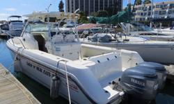 1999 Boston Whaler 28 Outrage for sale in San Diego, CA. View More Details and Photos at: www.BallastPointYachts.comPowered by twin 2004 Yamaha F225 four-stroke motors with low hours. New Listing more details & pictures coming soon.Contact Joel Swan /