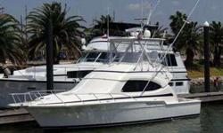 2004 Bertram 39 CONVERTIBLE Highly customized 39 Bertram