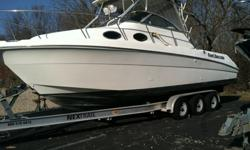 27' Radar GPSRadio 454 Mercury * Includes Trailer *