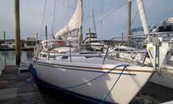 You are sure to love love this boat as much as we have. It is fun and easy to sail and your can bring along lots of friends. It's ready to go, just buy it and sail it. This boat has been lovingly cared for by the current and previous owners and is clean