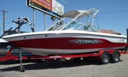 2006 Moomba Mobius XLV Only $29,500* 23'ft V-Drive* Indmar 325hp Assault EFI* Only 225 Original Hours* Fresh Water Use Only!* Factory Ballast* Moomba Cruise* Very CleanOnly $29,500 Financing Available, Trades WelcomeGermaine Marine & Tige Boats Of