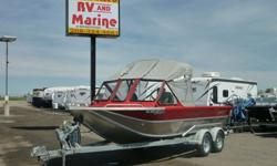 Weldcraft 20? $29,500This Weldcraft has been very well taken care of, and has had very little use. The boat itself is in great condition inside and out. Our certified technicians have serviced this jet boat?s systems to make sure all are in proper working