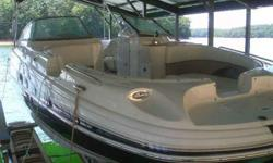 2006 Four Winns 244 FUNSHIP 2006 244 FOUR WINNS FUNSHIP !One of Four Winns best selling family boats. This boat has less than 20 fresh water hours on its Volvo 5.7 Gi engine. Lots of nice features include, Full stand up bimini, Clarion CD player am/fm